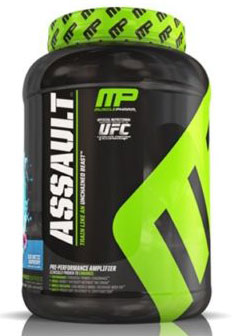 Assault MusclePharm (1380 гр, 60 порций)