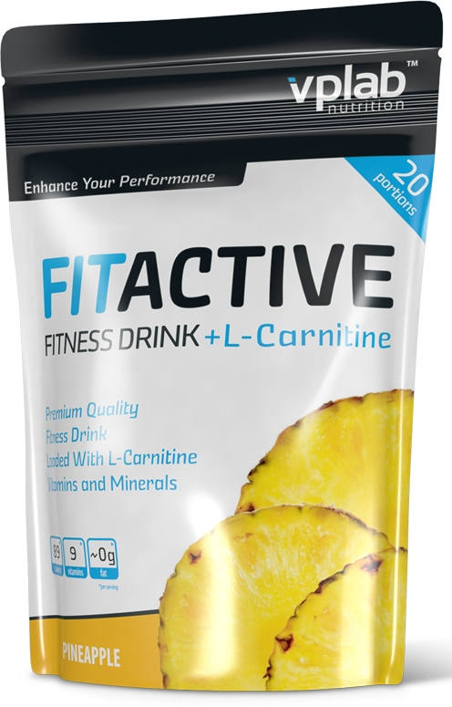 FitActive L-Carnitine Fitness Drink VP Laboratory (500 гр)