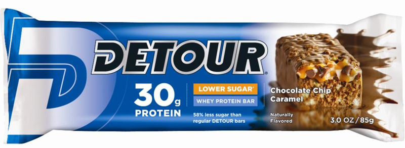 Detour Lower Sugar Protein Bar (85 gr)