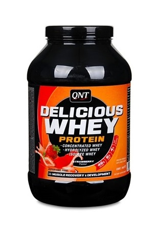 Delicious Whey Protein QNT (908 gr)