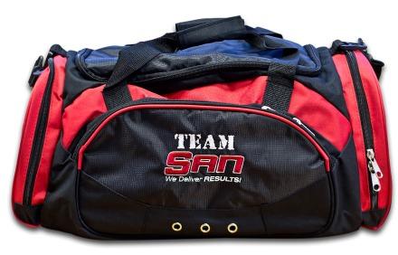 Спортивная Сумка SAN (Gym Bag)