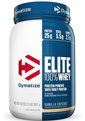 Elite Whey Protein (920 gr)(EXP 02/2019)