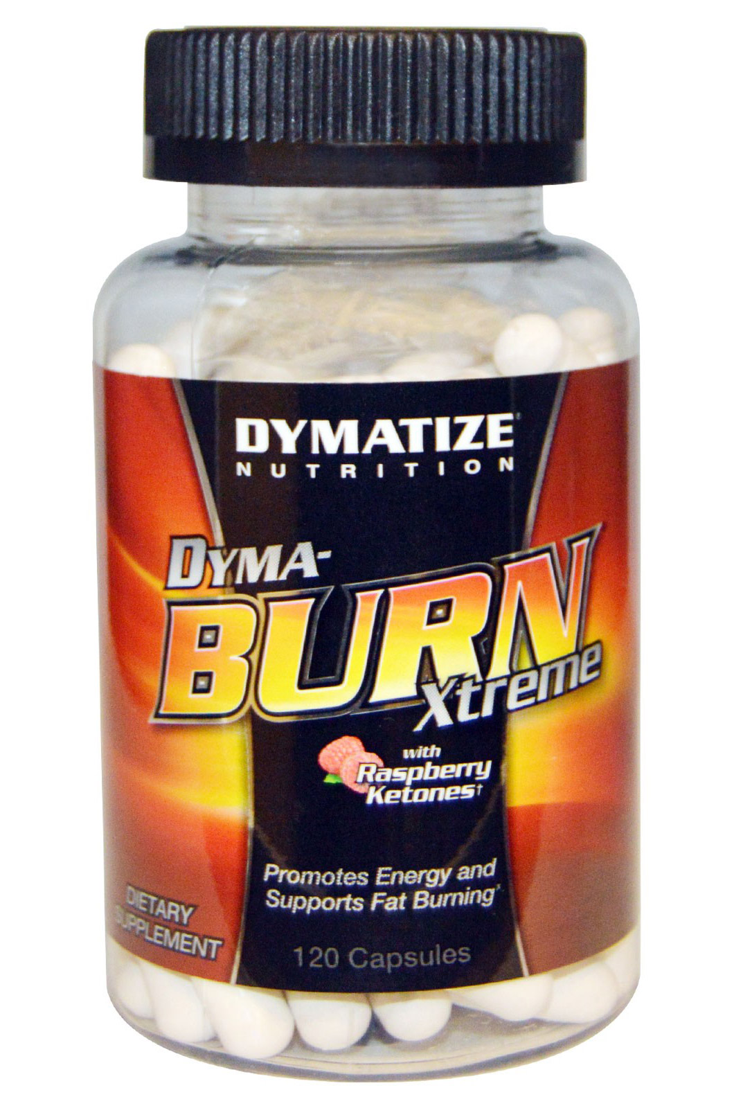 Dyma-Burn Xtreme with Raspberry Ketones (120 кап)