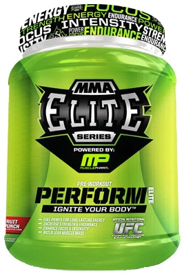 Perform MMA Elite Series MusclePharm (560 гр)