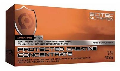 PROTECTED CREATINE CONCENTRATE SCITEC NUTRITION (144 кап)