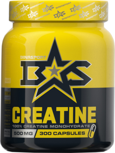 Creatine Caps Binasport (300 кап)