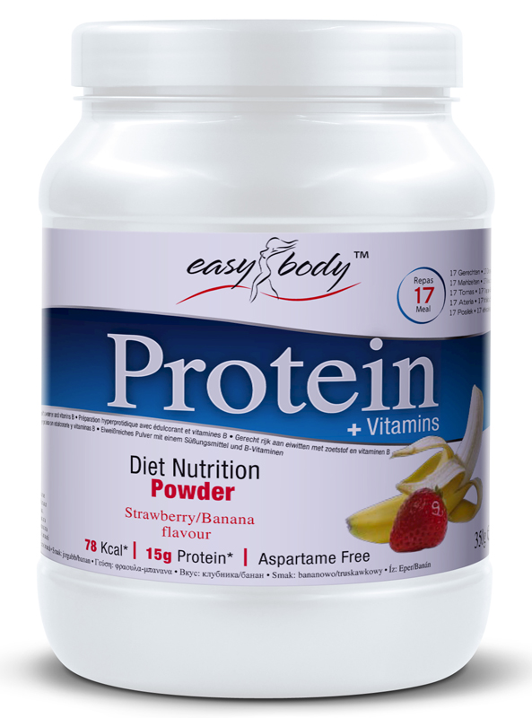 EASY BODY PROTEIN POWDER (350 gr)