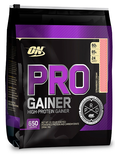 Pro Complex Gainer Optimum Nutrition (4,45 кг)