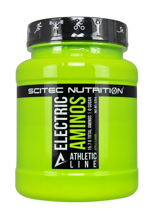 Electric Aminos Athletic Line Scitec Nutrition (570 гр)