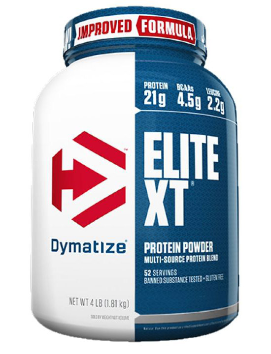 Elite XT Dymatize Nutrition (1810 гр)