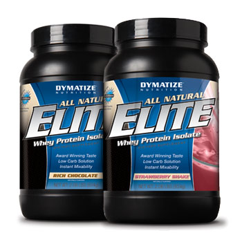 All Natural Elite Whey Protein (930 gr)