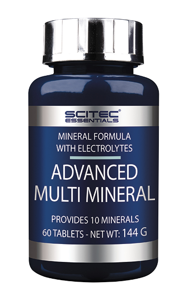 Advanced Multi Mineral Scitec Nutrition (60 таб)