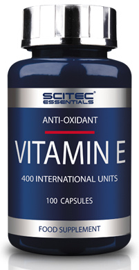 VITAMIN E SCITEC NUTRITION (100 кап)