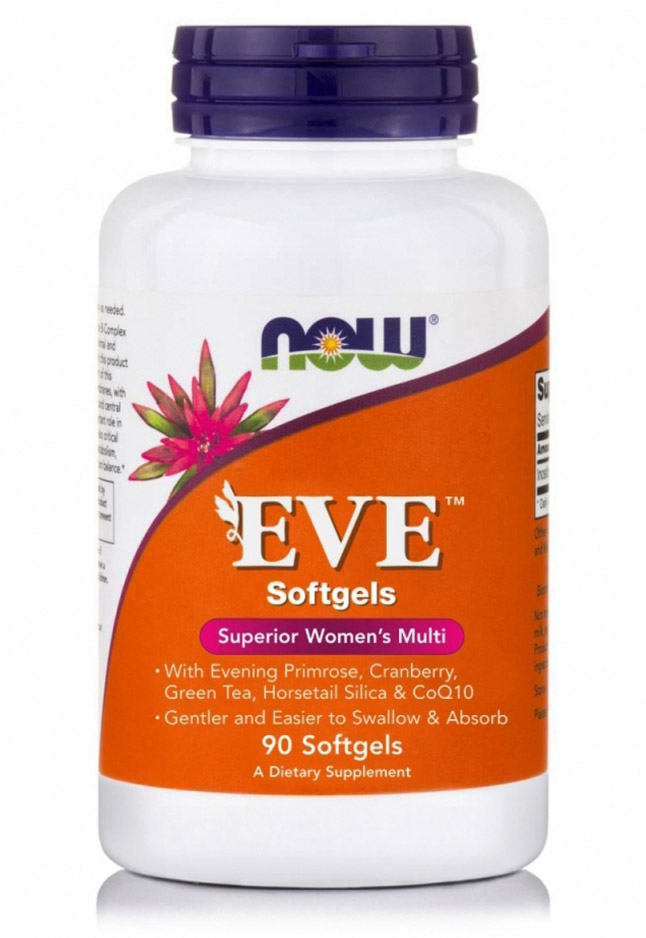 Eve Women's Multiple Vitamin NOW (90 Softgels)