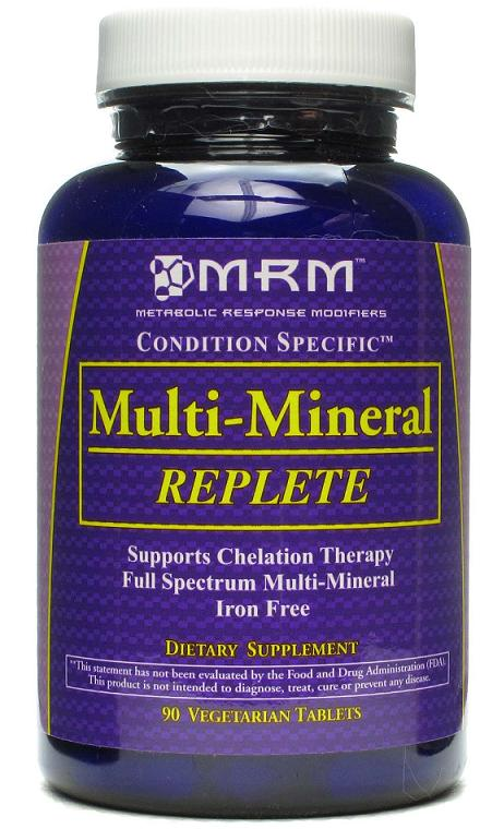 Multi-Mineral Replete MRM (90 Vegetarian Tablets)