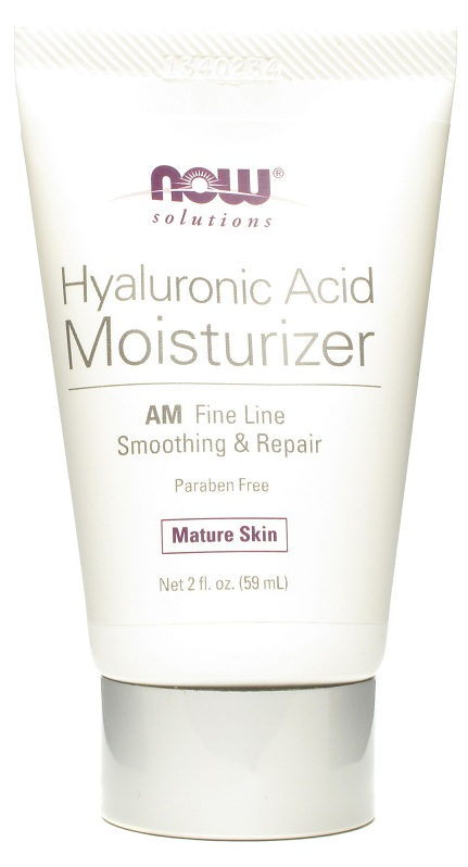 Hyaluronic Acid AM Moisturizer 2 oz NOW (59 ml)