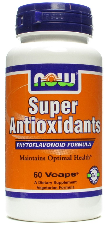 Super Antioxidants NOW (60 cap)