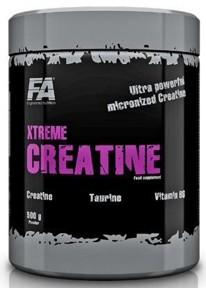Xtreme Creatine Fitness Authority (500 gr)