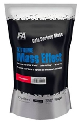 Xtreme Mass Effect Fitness Authority (1000 gr)