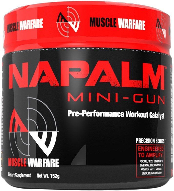 Napalm Mini-Gun Muscle Warfare (119 гр)