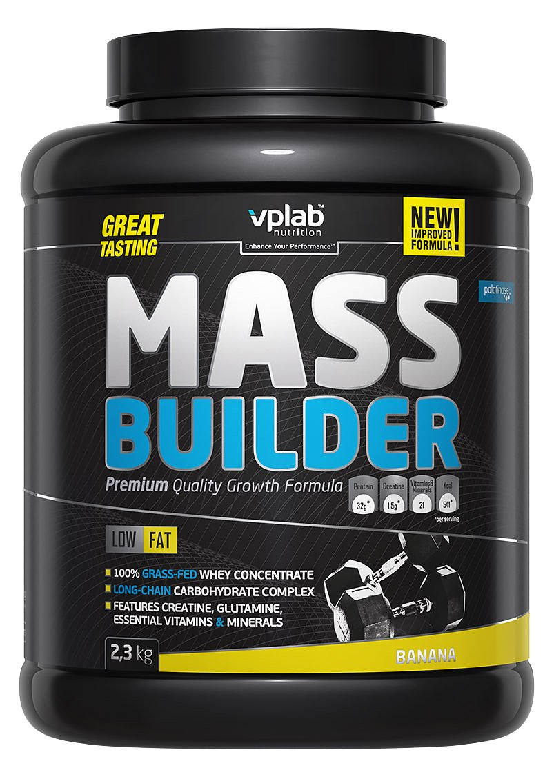 Mass Builder VPLab Nutrition (2300 g)(EXP 11/2020)