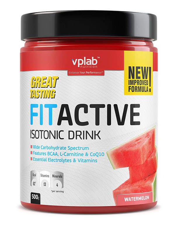 Fitactive Isotonic Drink VPLab Nutrition (500 g)