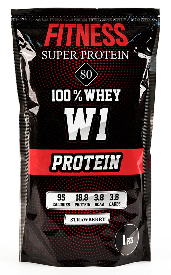 Fitness Super Protein 80 (1000 gr)