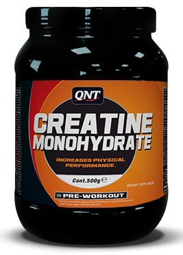 Creatine Monohydrate QNT (800 gr)(EXP 01/2019)