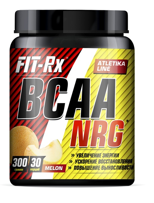 BCAA NRG FIT-Rx (300 гр)