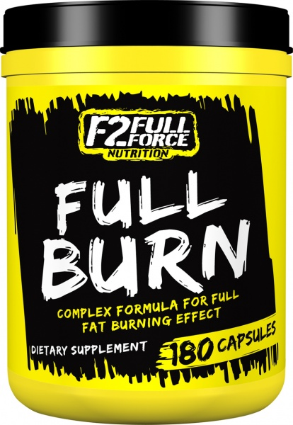 Full Burn F2 Full Force Nutrition (180 cap)