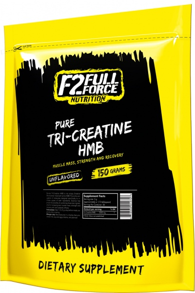 Pure Tri-Creatine HMB F2 Full Force Nutrition (150 гр)