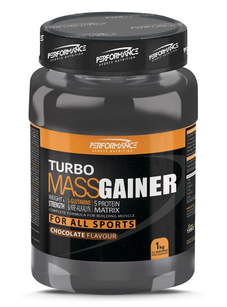 Turbo Mass Gainer New (1000 gr)(EXP 06/2019)