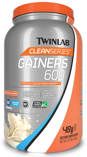 Gainers 600 Clean Series Twinlab (1460 гр)