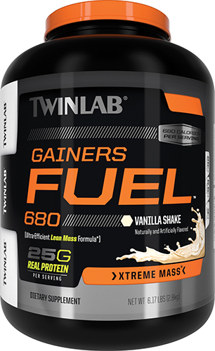 Gainers Fuel 680 Twinlab (2800 гр)