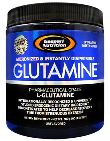 Glutamine Gaspari Nutrition (300 гр)