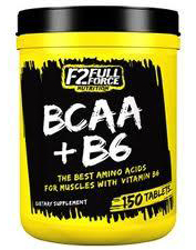 BCAA+B6 F2 Full Force Nutrition (150 таб)