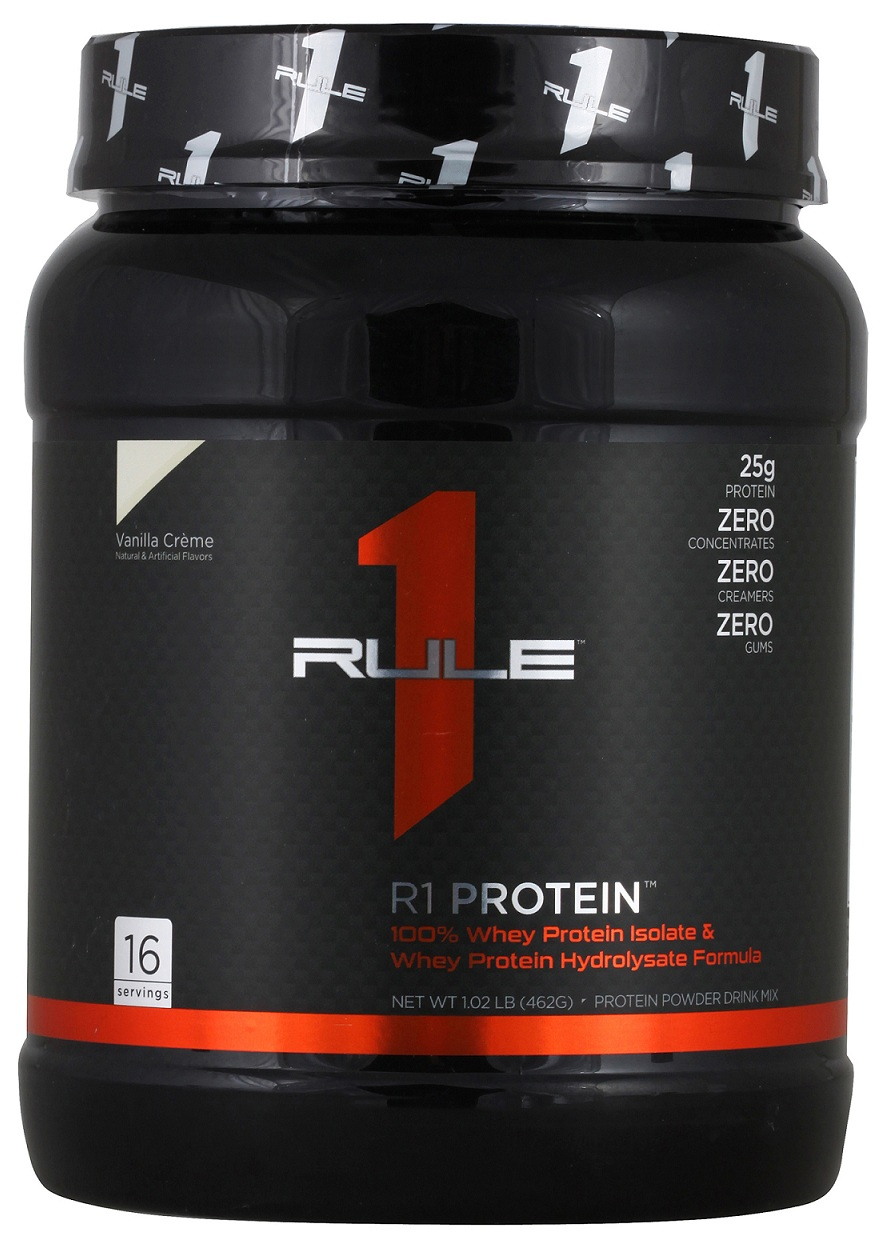 R1 Protein Rule 1 (462-493 g)