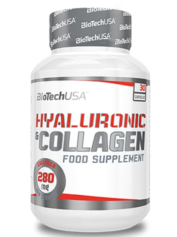 Hyaluronic & Collagen BioTech (30 cap)