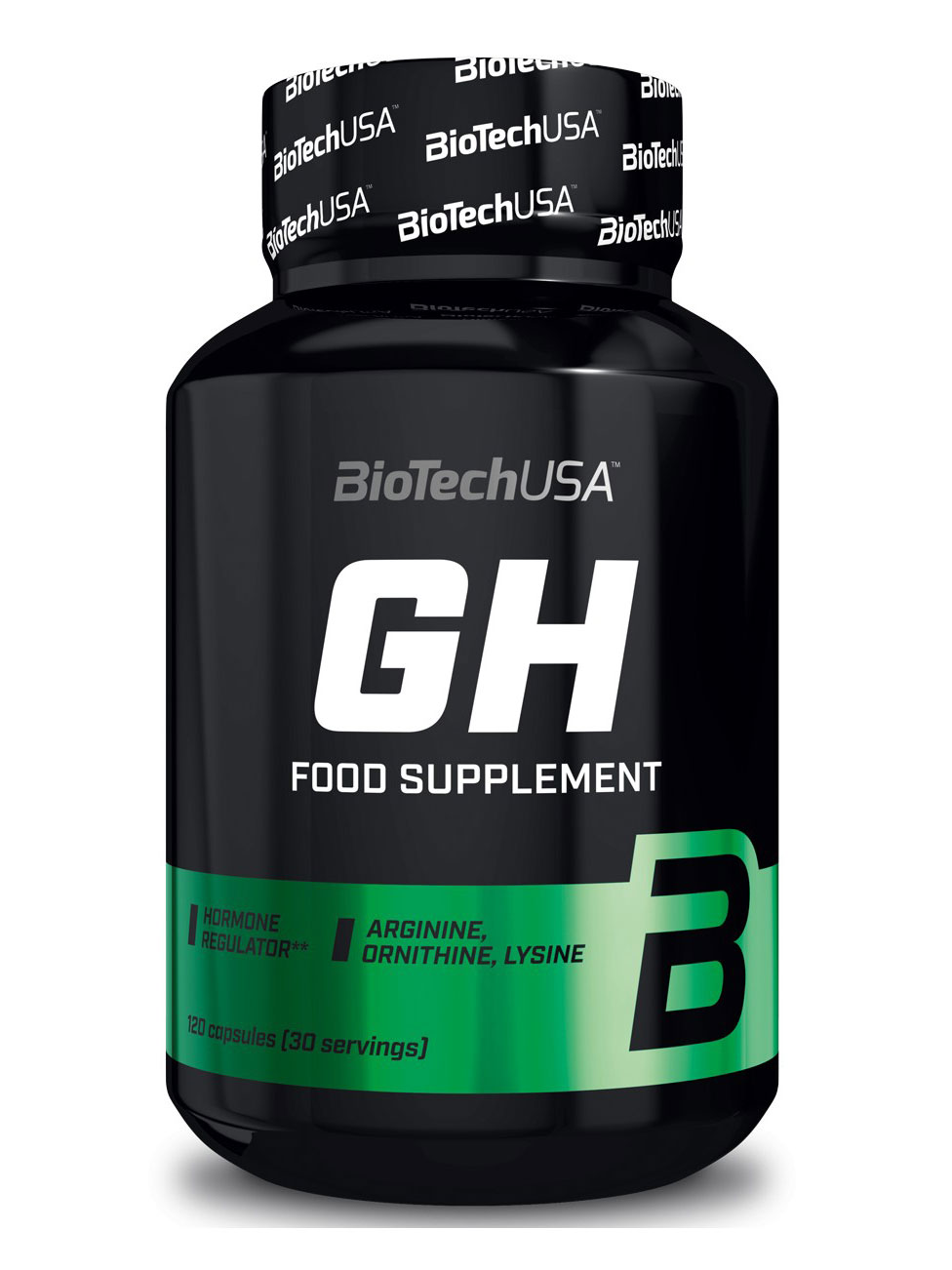 GH Hormone Regulator BioTech (120 cap)