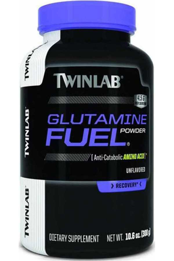 Glutamine Fuel Powder Twinlab (300 гр)