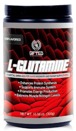 L-Glutamine Gifted Nutrition (300 гр)