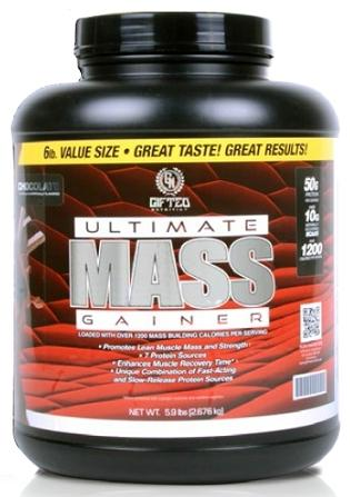 Ultimate Mass Gainer Gifted Nutrition (2680 gr)