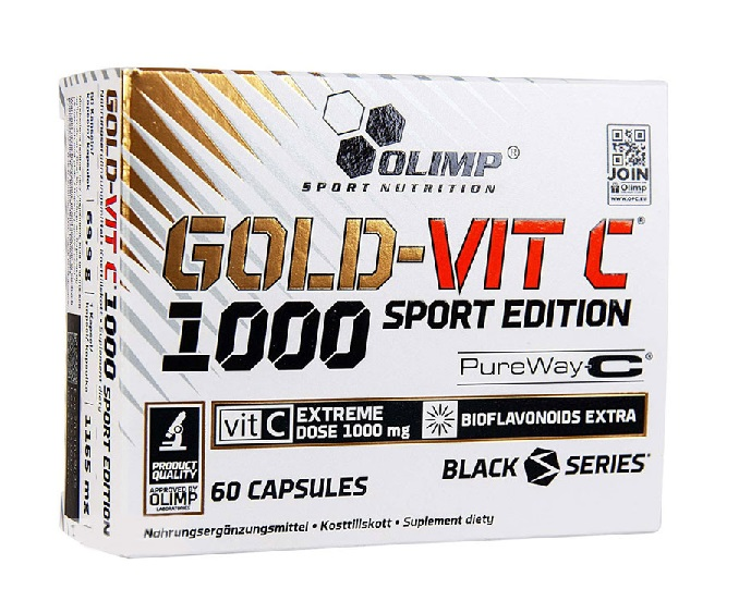 Gold-Vit C 1000 Sport Edition Olimp (60 кап)