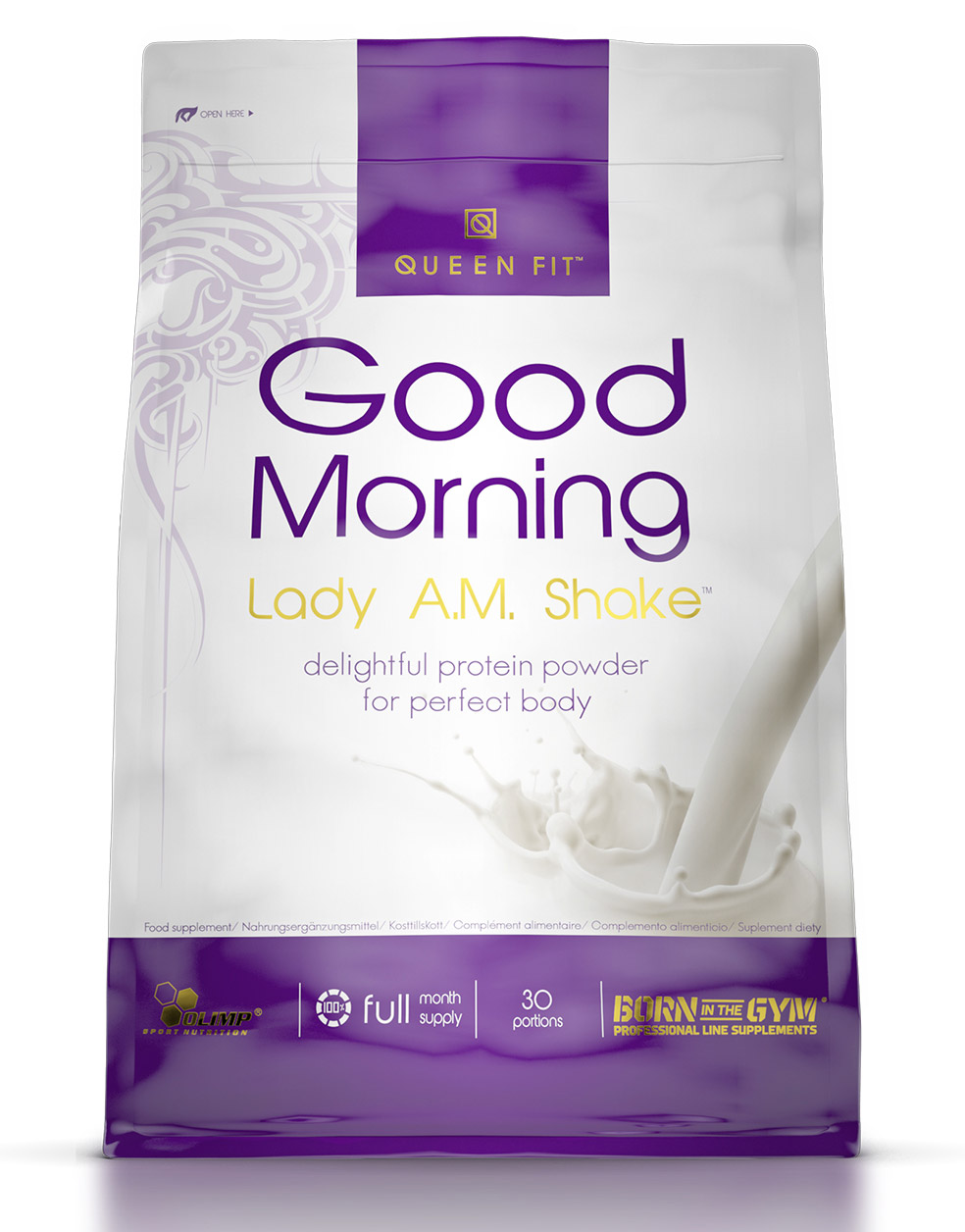 Good Morning Lady A.M. Protein Shake Olimp (720 гр)