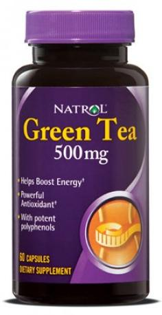 Green Tea 500 mg Natrol (60 caps)