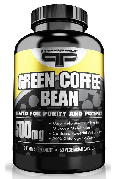 Green Coffee Bean PrimaFORCE (60 cap)