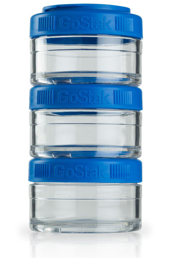 GoStak BlenderBottle (3 box x 60 ml)