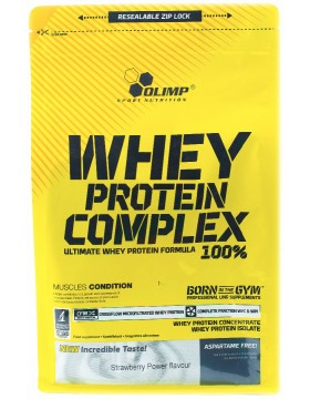 Whey Protein Complex 100% Olimp (700 гр)