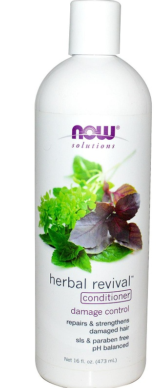 Natural Herbal Revival Conditioner NOW (473 ml)