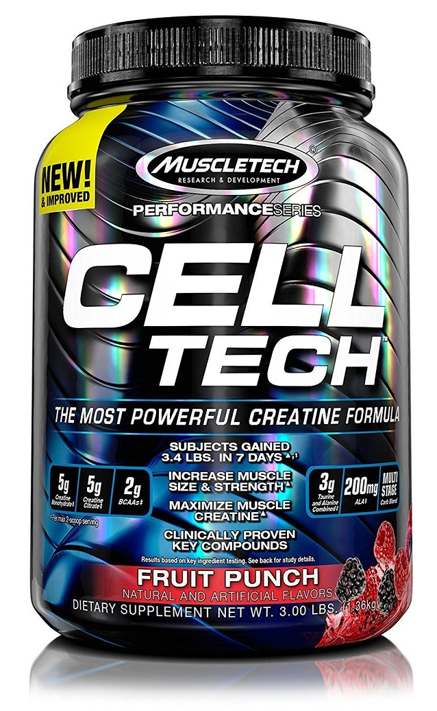 Cell-Tech Performance Series MuscleTech (1360 gr)